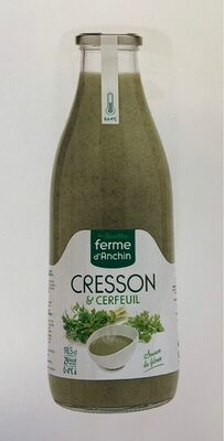 Soupe Cresson Cerfeuil - Product - fr