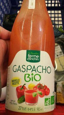 Gaspacho bio - Product - fr