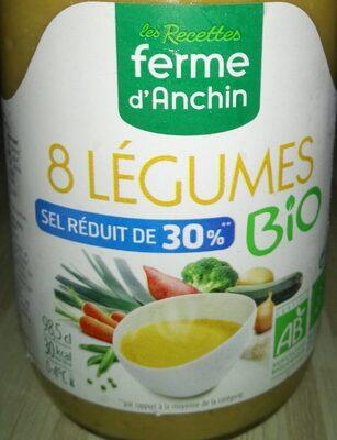 Soupe 8 légumes - Product - fr