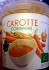 Carotte coriandre - Produit