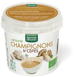 Velouté Champignons & Cèpes - Product - fr