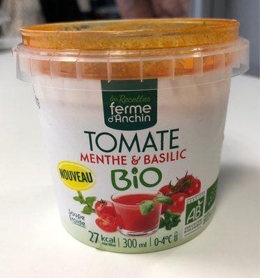 Tomate Menthe et Basilic Bio - Product - fr