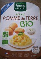 Écrasé pomme de terre bio - Product - fr