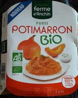 Purée Potimarron Bio - Product - fr