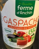 GASPACHO LEGUME DU SOLEIL - Prodotto - fr