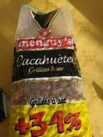 Cacahuètes grillées a sec - Product