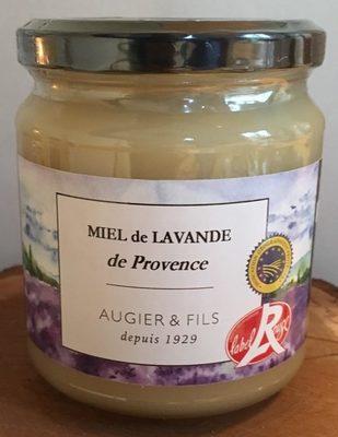 Miel de Lavande de Provence - Produit