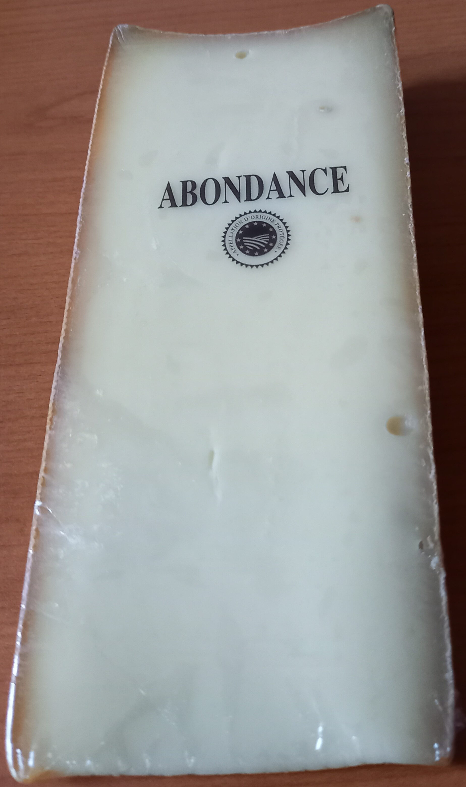 Fromage  ABONDANCE - Product - fr