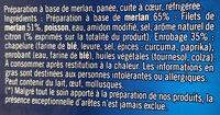 Panes au merlan - Ingrediënten - fr