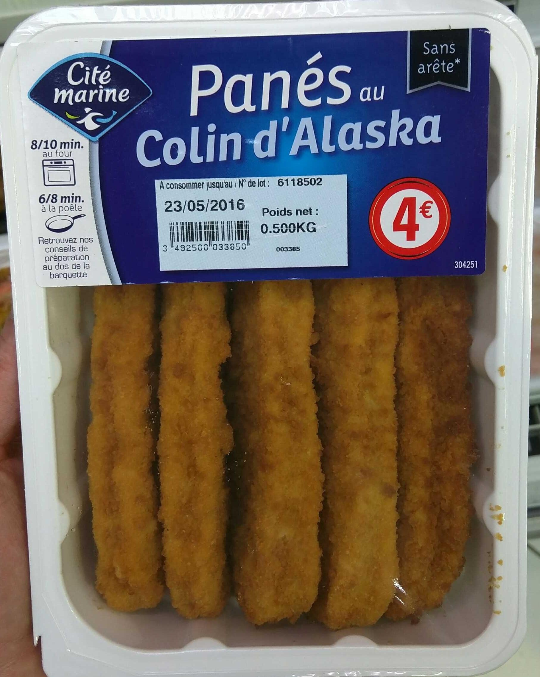 Panés au Colin d'Alaska - Product - fr