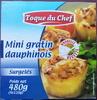 Mini gratin dauphinois - Produit