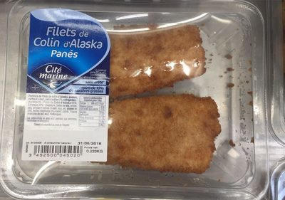 Filet de Colin d'alaska Pané - Product