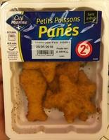 Petits poissons panés - Product - fr
