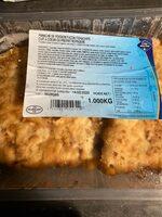 Panaché de poisson facon fish&chips - Produit