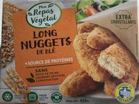 Long nuggets de blé - Produit - fr
