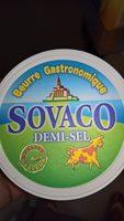 Beurre gastronomique SOVACO - Produit - fr