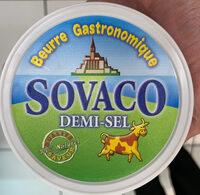 Beurre gastronomique demi-sel - Produit - fr