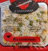Riz Cantonnais 300g - Produit