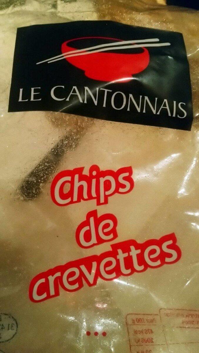 Chips de crevettes - Produit - fr