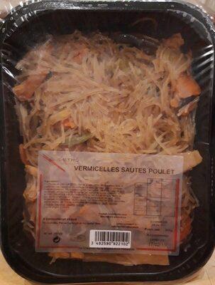 Vermicelles sautés poulet - Produit - fr