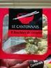 8 Bouchées de crevette - Product