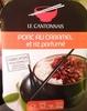 Porc au caramel et riz parfumé - Product