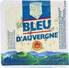 Bleu d'Auvergne au lait pasteurisé - Prodotto