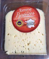 Tomme des Pyrénées - Produit - fr