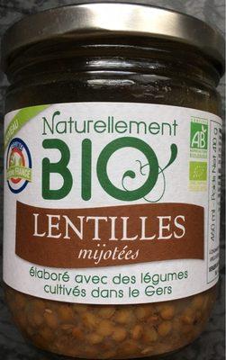 Lentilles Mijotées - Produit
