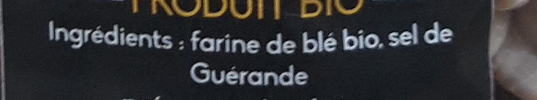 Blé tendre campanelle - Ingredients - fr