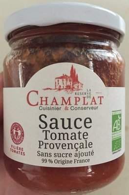 Sauce Tomate Provencale - Product