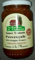 Sauce Tomate Provençale - Product - fr