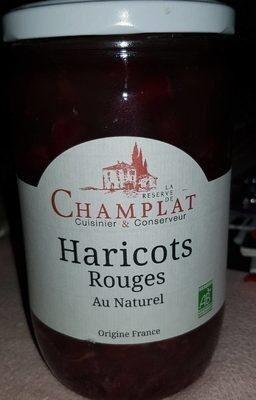 Haricots rouges au naturel - Prodotto - fr