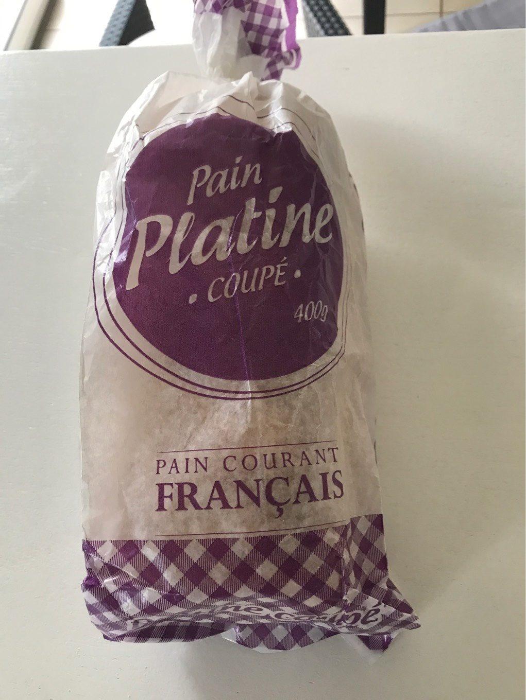 Pain platine coupé - Product - fr