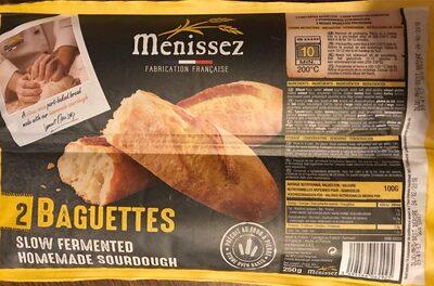 2 baguettes - Product - fr