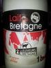 Lait de Bretagne - Produit
