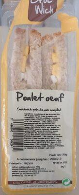 Croc Wich Poulet œuf - Product