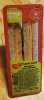 Sandwich poulet halal - Product - fr
