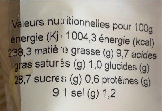 Le Gourmand Poulet Rôti Sandwich Pain Duchesse Blanc - Valori nutrizionali - fr