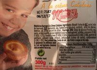 Delicias à la Crème Catalane - Product