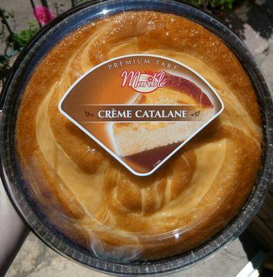 Crème catalane - Produit