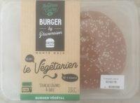 Burger Le végétarien - Produit - fr