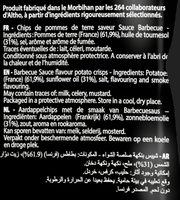 Chips saveur barbecue - Ingredients - fr