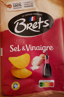 Chips saveur Sel & Vinaigre - Product - fr