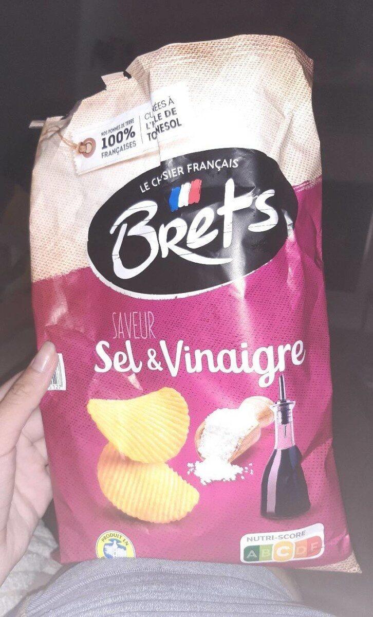 Chips saveur Sel & Vinaigre - Produit - fr