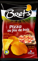 Chips Pizza 125G Bret's - Product