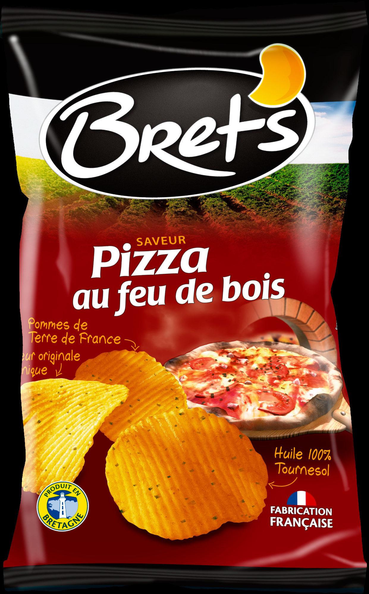 Saveur Pizza au feu de bois - Product - fr