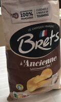 Chips A L'ancienne Sel De Guerande 125G Brets - Product