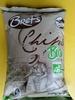 Chips bio - Produit