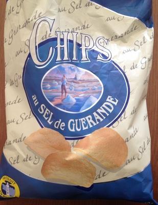 Chips au sel de Guérande - Produit